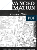 Preston Blair - Advanced Animation