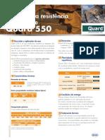 Ficha tecnica_QUARD 550