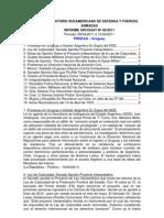 Informe Uruguay 06-2011