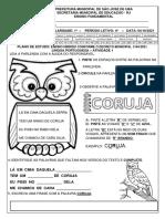 PLANO DE ESTUDO CORRIGIDO- ZELIA