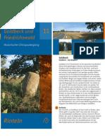 Spaziergang Goldbeck Friedrichswald