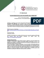 3ª CIRCULAR - VII IFD - 2021