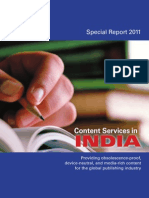 Content Services in India