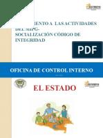 Capacitacion control interno