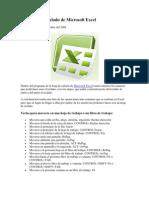 Los atajos de teclado de Microsoft Excel