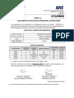N089. Constancia de aptitud MAMANI TTITO JULIO CESAR minibus