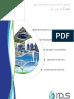 Brochure  IDS 2011
