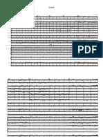 Canon (Abridged) - Score and Parts
