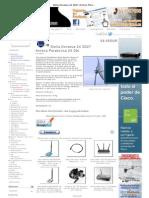 Stella Doradus 24 SD27 Antena Parabolica 24 Dbi