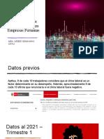 Clima y Cultura Organizacional en Empresas Peruanas
