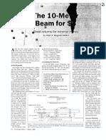 10-Meter Beam for $4-Bergman_1988-03