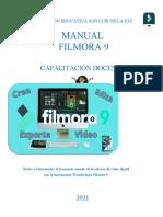 Manual Básico de Filmora v9