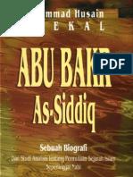 Husain Haikal - Abu Bakar Ash Shiddiq - PDF