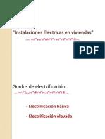 Instalaciones Eléctricas en Viviendas