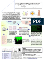Franklin Lin - Uncovering Genes Associated With Human Infections (Poster)