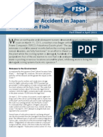 The Nuclear Accident in Japan