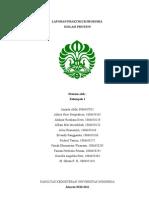 Praktikum Biokimia Isolasi Protein - Kelompok 1
