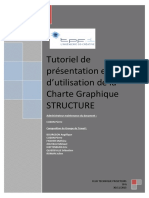 Tuto Charte Graphique Structure