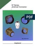 MIL-C-5015 Serie 97 Conector