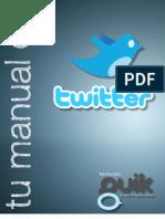 Manual Para Twitter