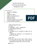 revista Alianza