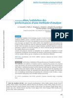SG2-07 Verification_validation_des_performances_dune_methode_danalyse