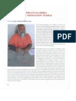 Kriya Yoga Meditation Temple