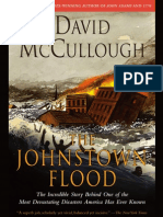 Johnstown Flood by David McCullough - Chapter One