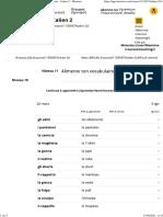 Niveau 11 - Alimente ton vocabulaire _ les vêtements - Italien 2 - Memrise