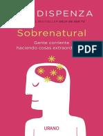 Sobrenatural Gente Corriente Haciendo Cosas Extraordinarias- Joe Dispenza (1)