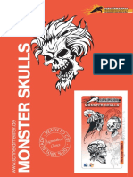 Monster Skulls Katalog