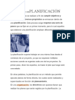 planificacion tema I francisco