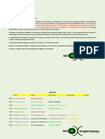 Calendario torneo oliva 2011