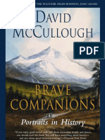 Brave Companions by David McCullough - Chapter One
