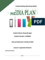 Media Plan iPod