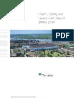 Tenaris_HSE Report2009-2010