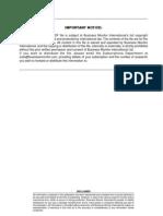 Telecom Insight Report
