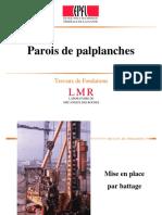 ENS_060216_FR_VL_TFI_PPT_Paroi_de_palplanches