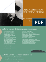 A(S) POESIA(S) DE FERNANDO PESSOA