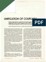 unification physics