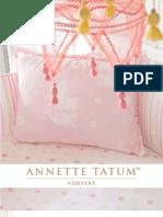 Annette Tatum Nursery Catalog 2011