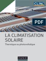 La Climatisation Solaire 2013 OCR