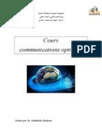 communications optiques