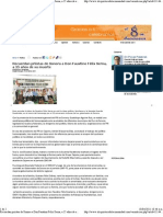 17-04-11 Recuerdan priístas de Sonora a Don Faustino Félix Serna