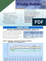 MITI Weekly Bulletin Volume 135 - 29 March 2011