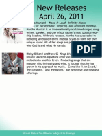 April 26 new releases
