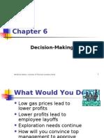 6- Decision-Making