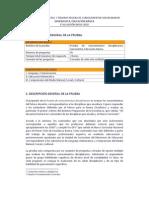 TEMARIO DE CONOCIMIENTOS DISCIPLINARIOS PRUEBA INICIA 2010