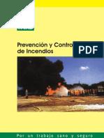 nociones basicas sobre control de incendios