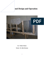 Wind Tunnel Design and Operation-thesis